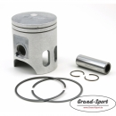 Piston kit YAMAHA YW 100 / BWS 100, type: 4Vp-, 52,0 -...