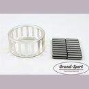 Big end bearing 38 x 48 x 24,7mm with silver case for...